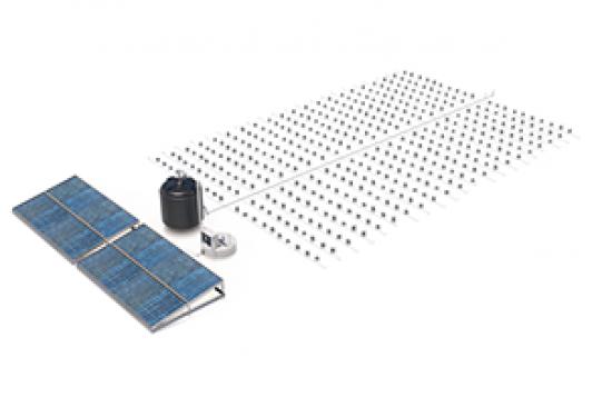 Acs355 solar pump