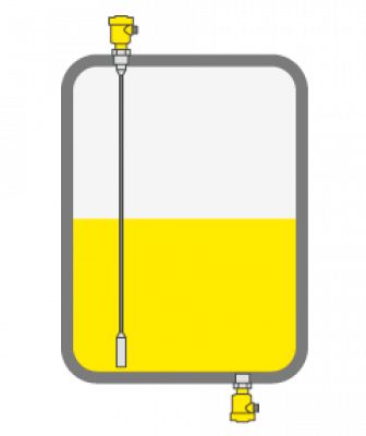 Products example level measurement hydrostaitc vegabar
